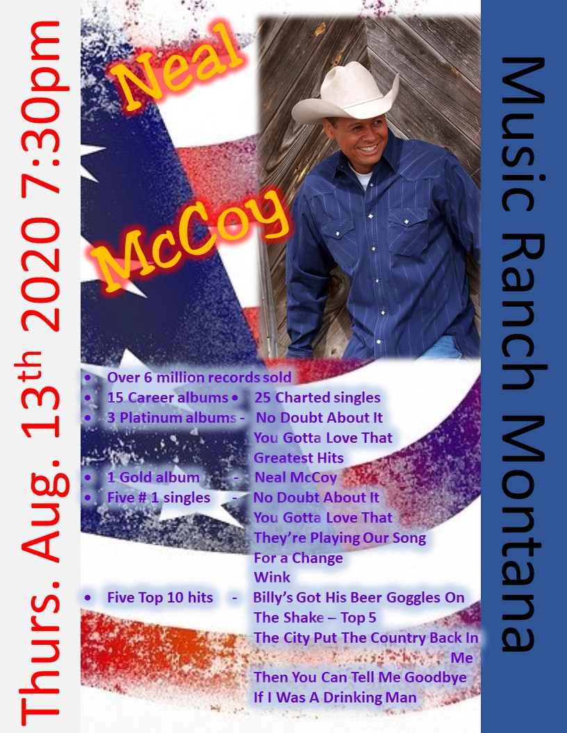 Neal McCoy Poster